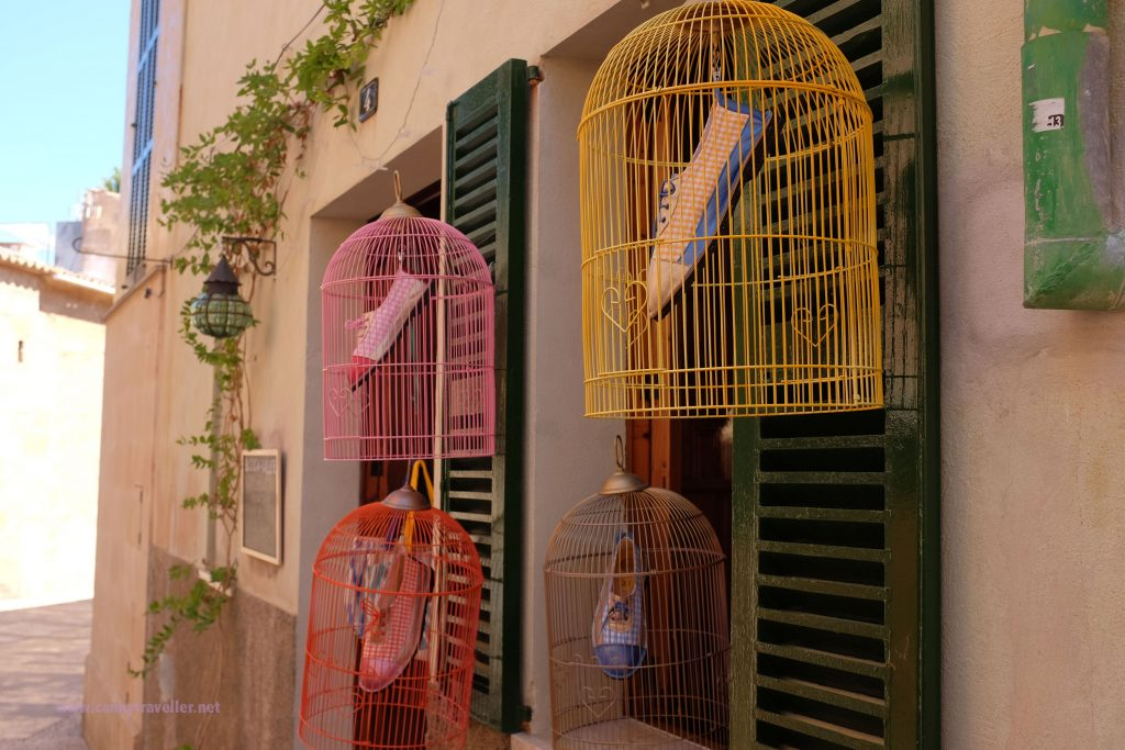 In Alcudia Old Town, Majorca