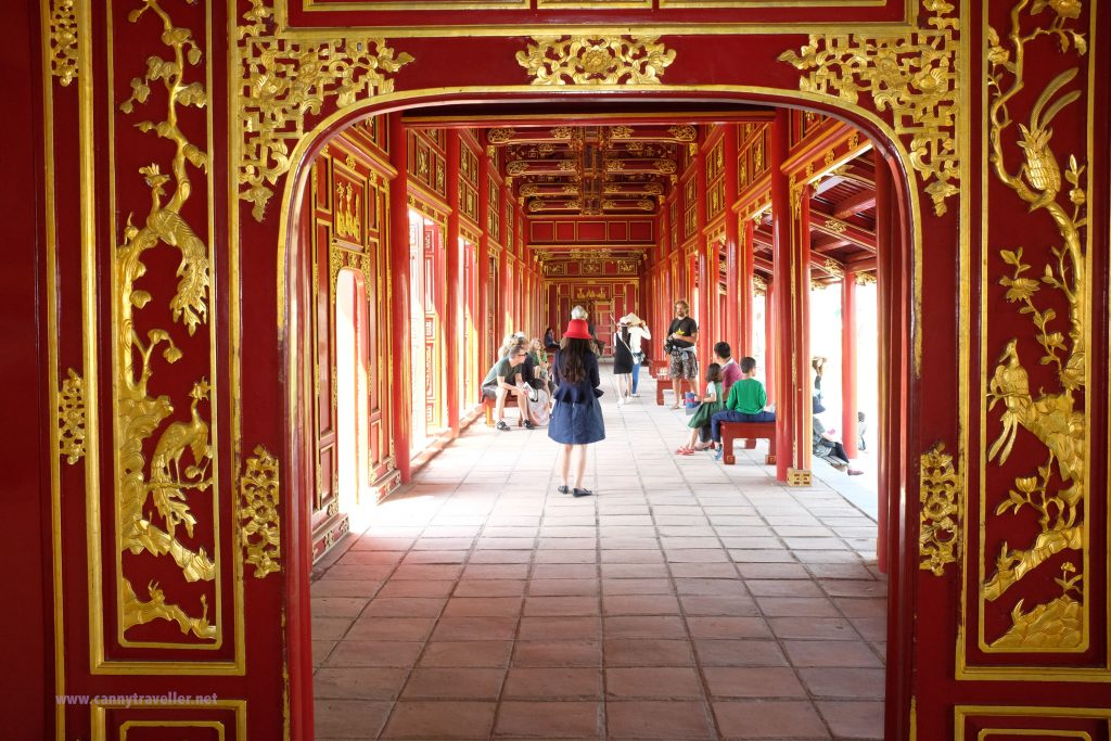 The Imperial City, Hue, Vietnam