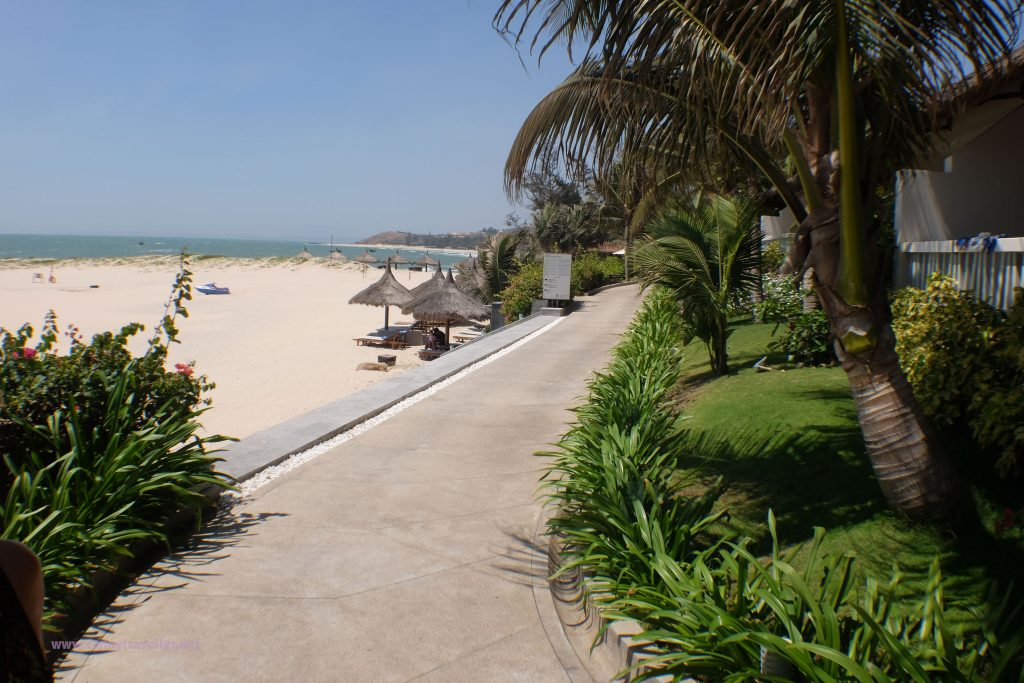 The Cliff Resort, Phan Thiet, Vietnam