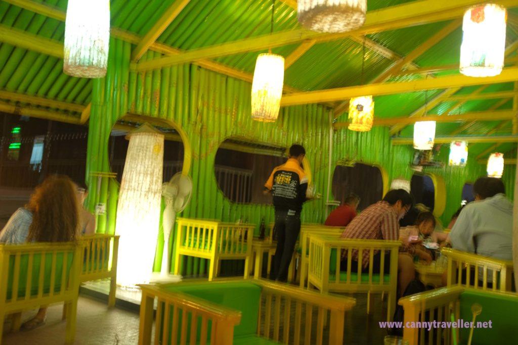 Inle Palace Bar, Nyaungshwe, Myanmar
