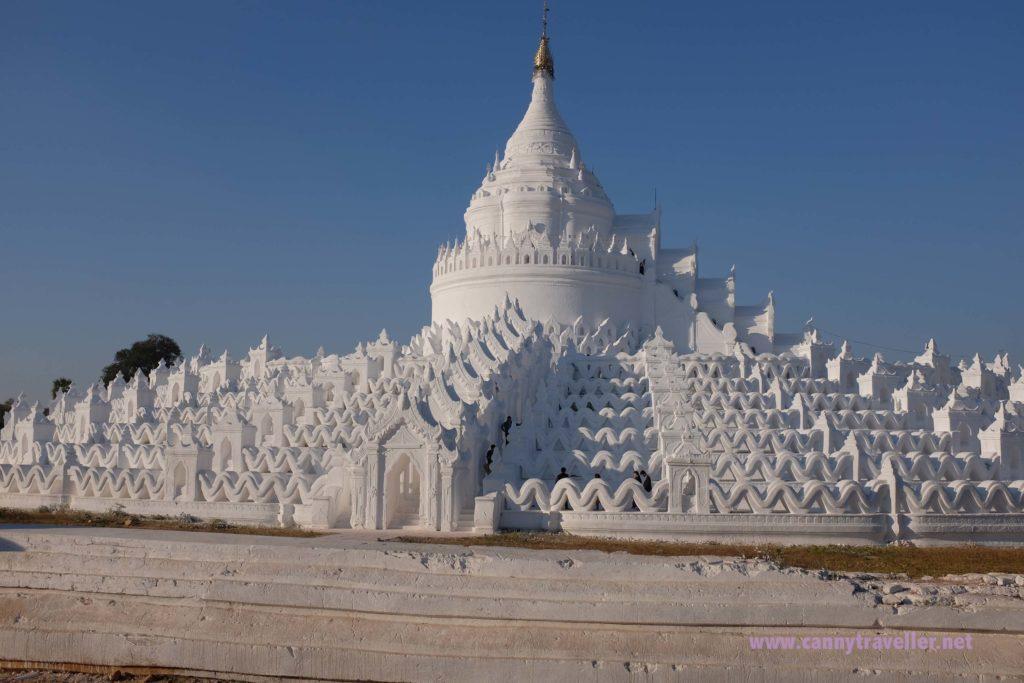 Mingun, near Mandalay